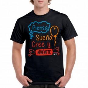 Camiseta Busco mi media naranja