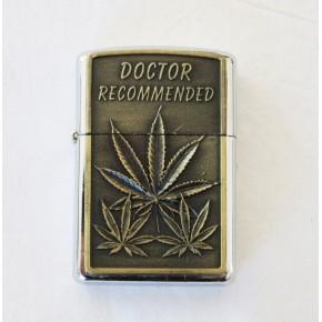 Encendedor tipo Zippo Doctor