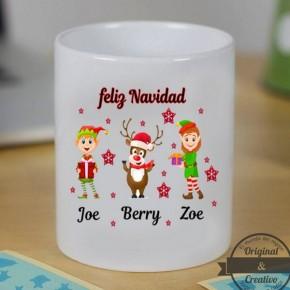taza regalo para familia