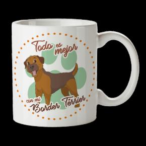 Taza Border Terrier...