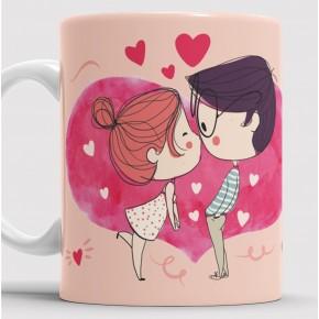 taza san valentin