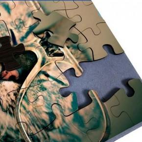 Puzzle Madera 48 piezas...