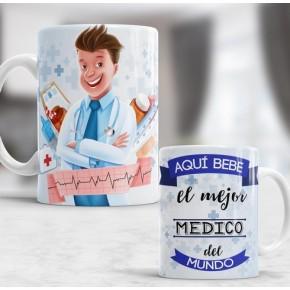 Aqui bebe El mejor médico...